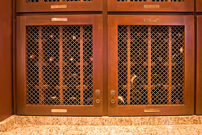 Wine Lockers