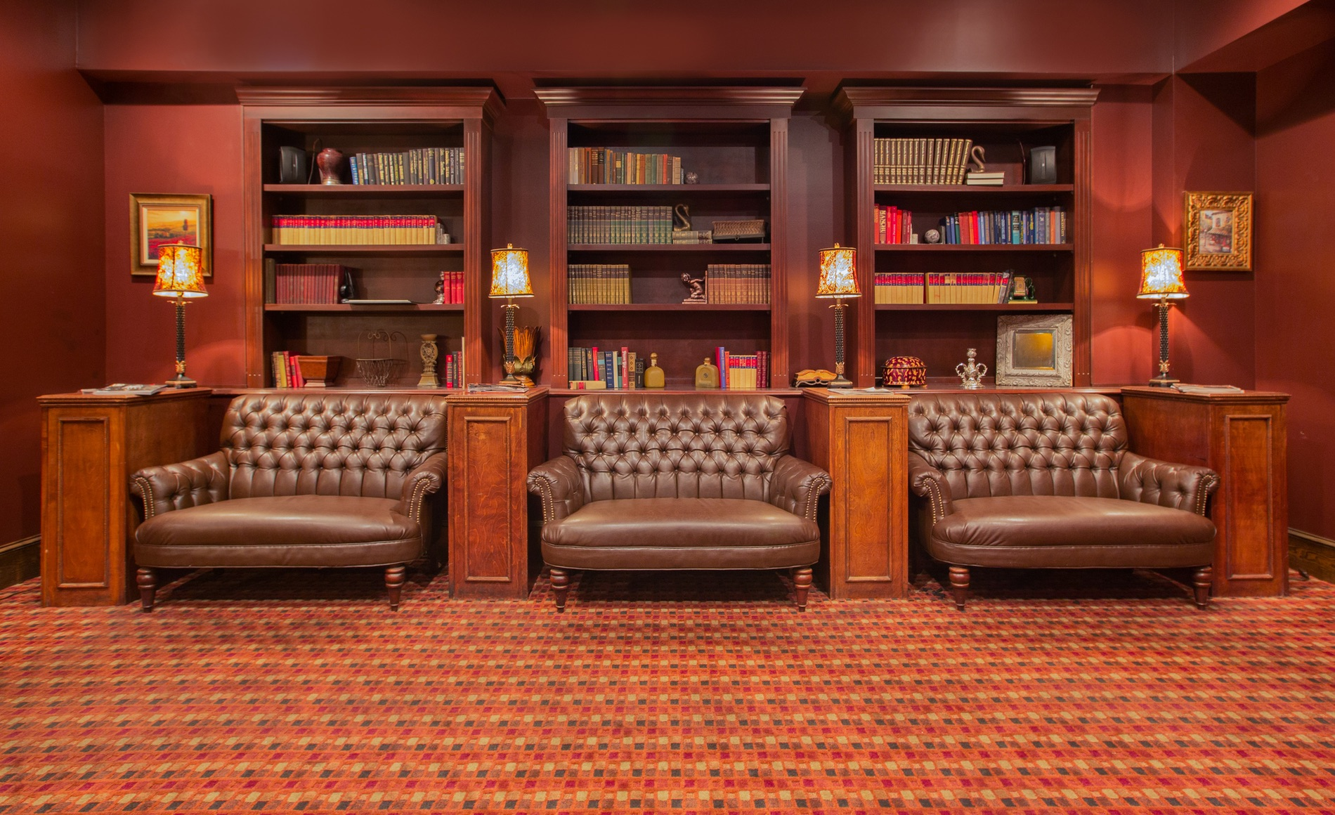 535 Library Lounge